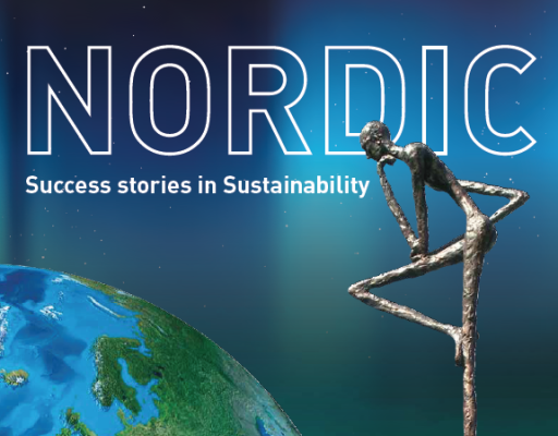 Rapportomslag: Nordic Success stories in Sustainability