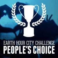 Finalisterna i Earth Hour City Challenge